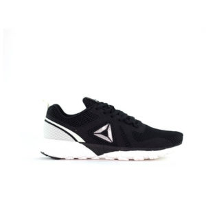 RB BLACK SPORTS SHOES FOR MEN