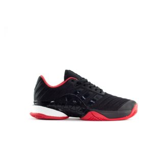 RED ATHLETIC EDGE RUNNING SHOES FOR MEN
