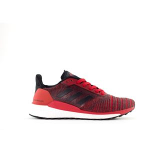 SGBOOST RED JOGGER SHOES FOR MEN