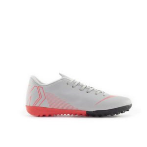 MERCURIA X GREY AND RED SPORTS SHOES FOR MEN