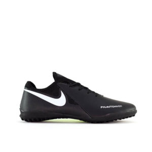NK FANTOM VSN BLACK AND GREEN SPORTS SHOES FOR MEN