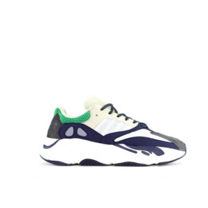 KANYEEZY 700 BLUE AND WHITE JOGGER SHOES FOR MEN