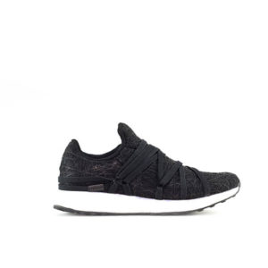 ADI UB BLACK RUNNING SHOES FOR WOMEN