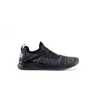 ROCK IGNITE BLACK RUNNING SHOES FOR WOMEN
