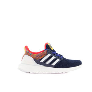 ADI UB BLUE RUNNING SHOES FOR WOMEN