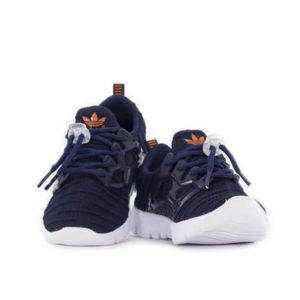AD Blue Mesh Running Shoes For Kids