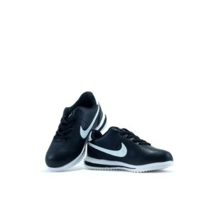 Black Athletic Lite Running Shoes for Kids