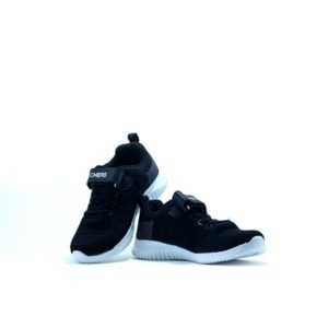 Black Max Lite Sneakers for Kids