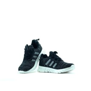Black Ultra Active Shoes for Kids