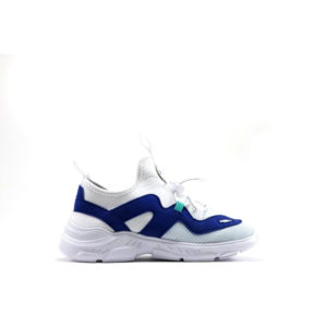 Classy Running Shoes for Kids Blue