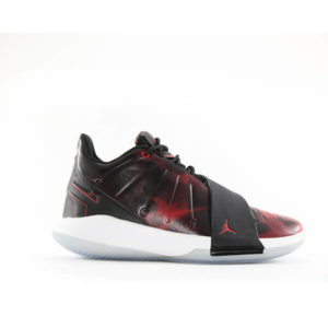 JD CP3 Red And Black Sports Shoes For Men 3