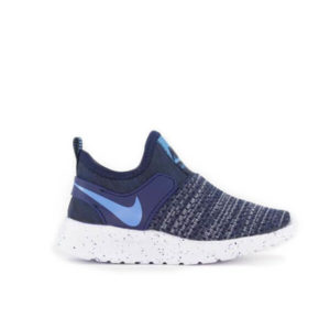 NK Blue Sneakers For Kids