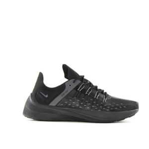 NK Exp-x14 Black And Grey Running Shoes For Men