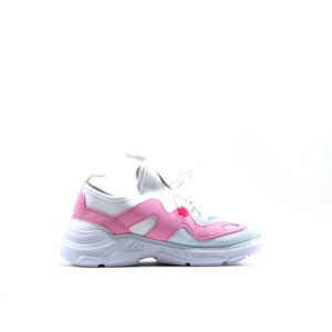 NK Pink Sneakers For Kids