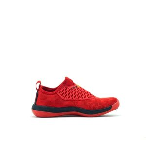 Red Air Vigour Running Shoes for Kids