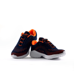Stylish Running Shoes for Kids Orange