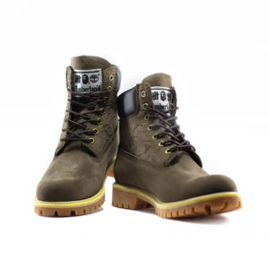 TBL Earth Keeper Brown Boots For Men