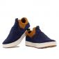 Blue Slip-On Sneakers For Men