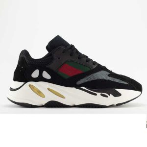 Kanyeezy 700 Black And White Jogger Shoes For Men